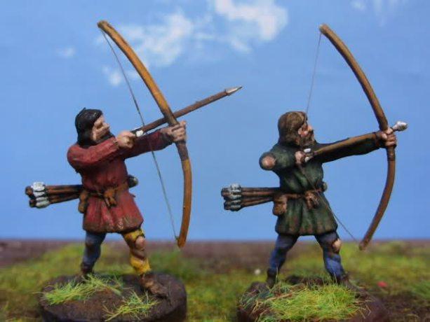 Zvezda Medieval Peasant Army  (Set 8059)