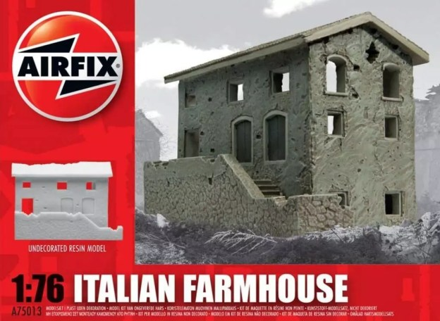 Airfix announces for 2013.
