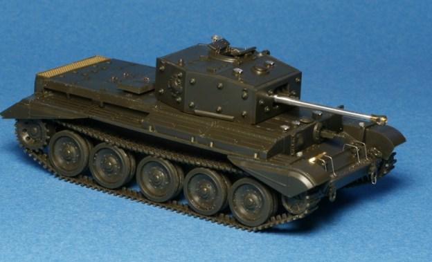 Cromwell Mk. IV – Revell 1/72