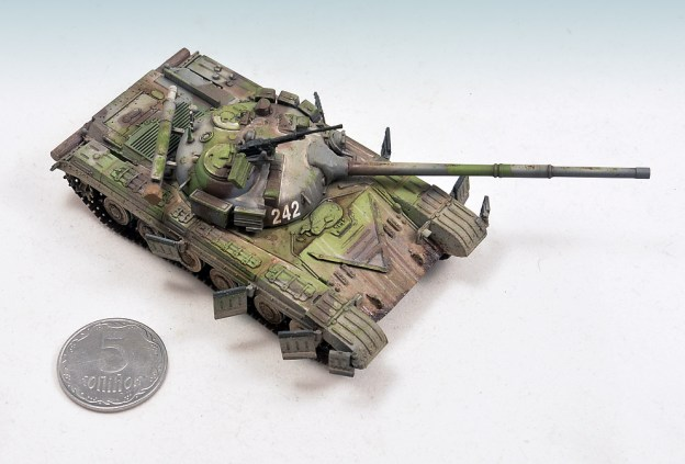 1/72 Model Collect – 72012 – T-64 mod.1972