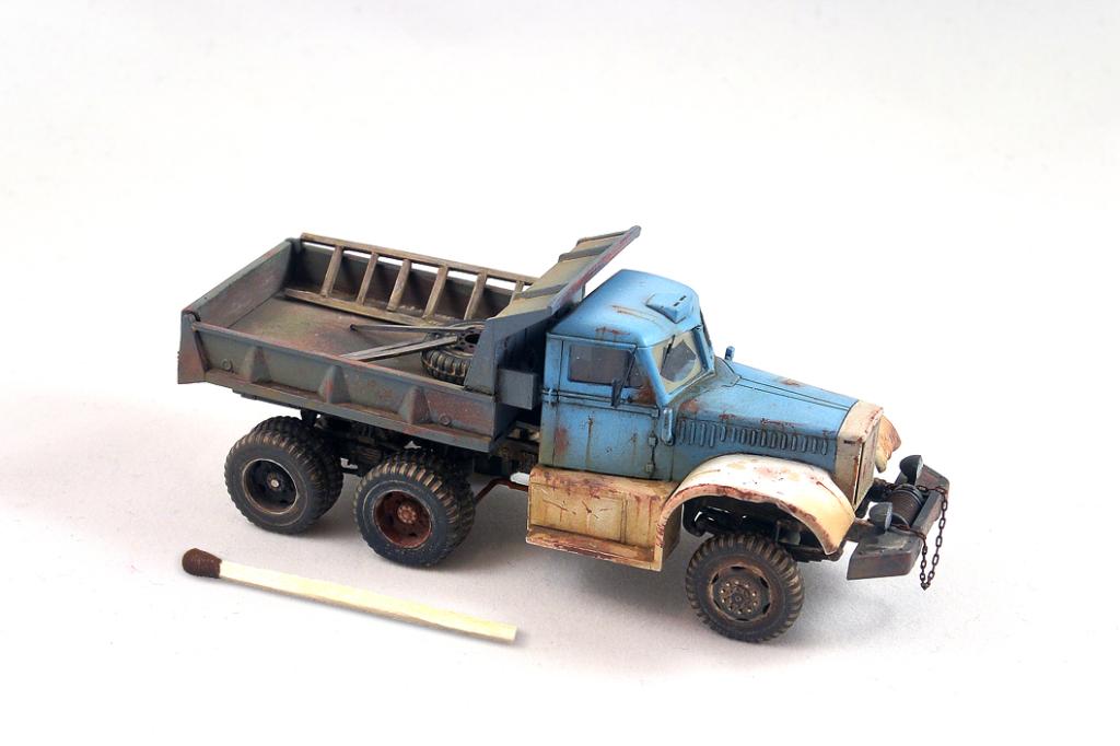 1 72 Ibg 72019 Diamond T 972 Dump Truck 1 72 Depot