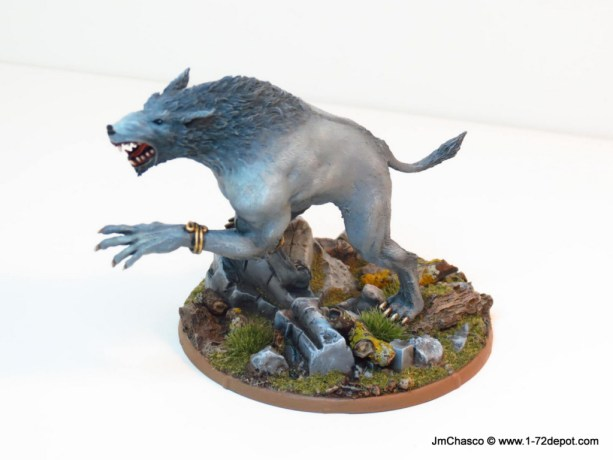 28mm – Mierce Miniatures  – Creoda, Guthwulf