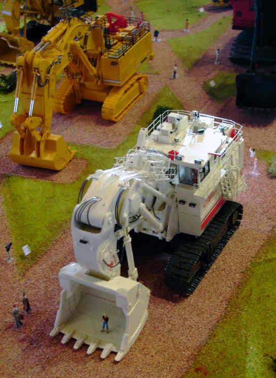 O Amp K Terex Rh400 Excavator