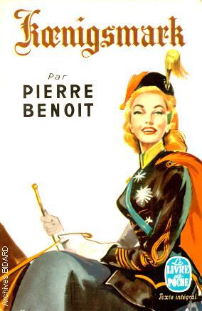 Premier livre de poche : Benoit pierre koenigsmark