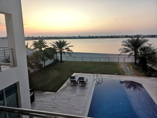 Durrat al Bahrain Luxury villa at the beach