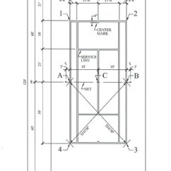 Measurement Of Tennis Court With Diagram Ge Profile Dryer Parts Dimensions And Layout 10 S Supply Establishing Lines