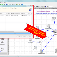 Telecom Network Diagram Microsoft Kenmore 90 Series Dryer Parts 10 Strike Software For Creating Topology Diagrams How To Create A Click Open Fullsize Image