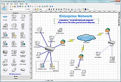 telecom network diagram microsoft general electric refrigerator wiring 10 strike software for creating topology diagrams and drawing