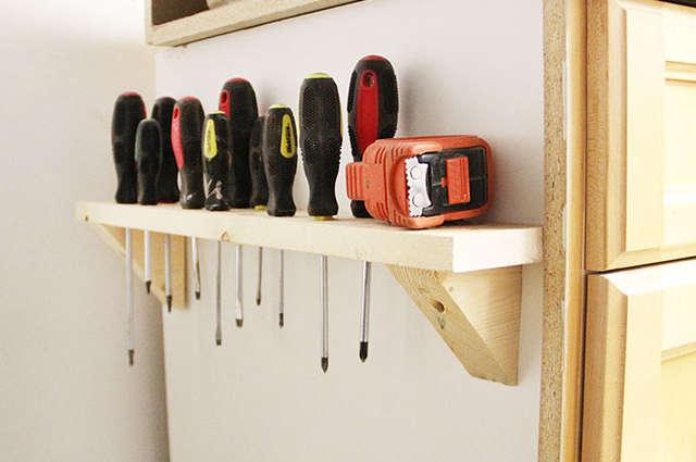 10 idees pour ranger l atelier et le garage