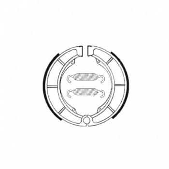 MACHOIRES FREIN ARRIERE QUAD SUZUKI LT-F250 4WD V/W