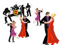 Tanzabend, musikalische Erinnerungen