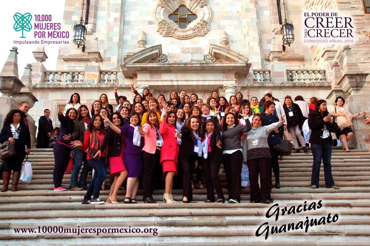 congreso 2016 el poder de creer para crecer 10000 mujeres por mexico