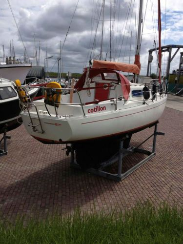 boot van Nolly kuipbanden