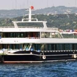 Bateau restaurant passagers receptif de luxe 43 m 850 invités  (34)