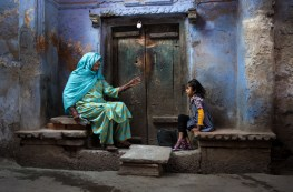 © Julie Higelin - India