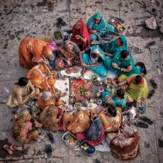 © Louis Montrose - India