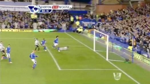 Everton vs Newcastle United highlights (2-2)