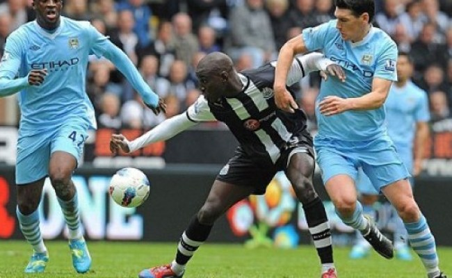 Newcastle United Vs Manchester City Highlights 1 3