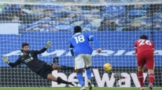 Brighton & Hove Albion vs Liverpool highlights