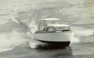 "Steel boats - ""Mystery"" Steel King circa 1950's"