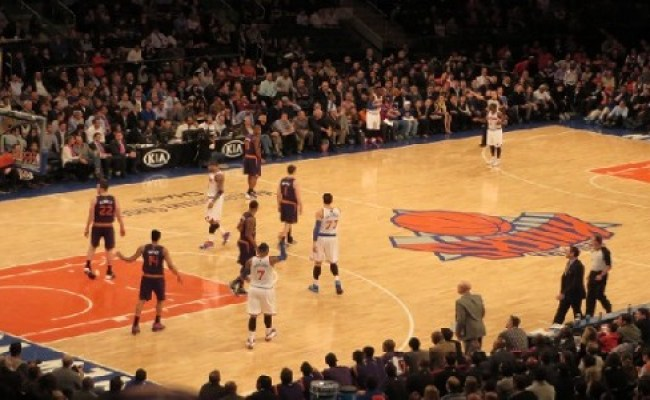 184 New York Knicks Game 1000 Things To Do New York
