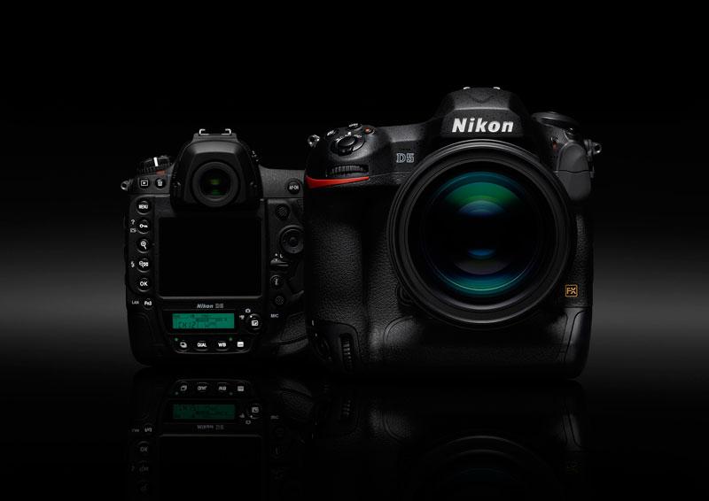 กล้อง Nikon D5 ใหม่ ที่สุดแห่งประสิทธิภาพของการถ่ายภาพเหนือระดับ
