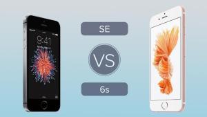 iPhone SE ต่างจาก iPhone 6s ตรงไหน อย่างไรบ้าง