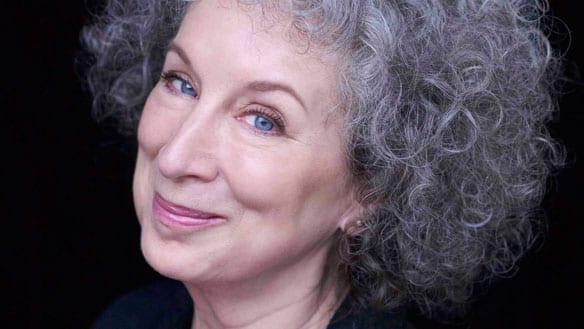 Margaret Atwood   Iconic Author