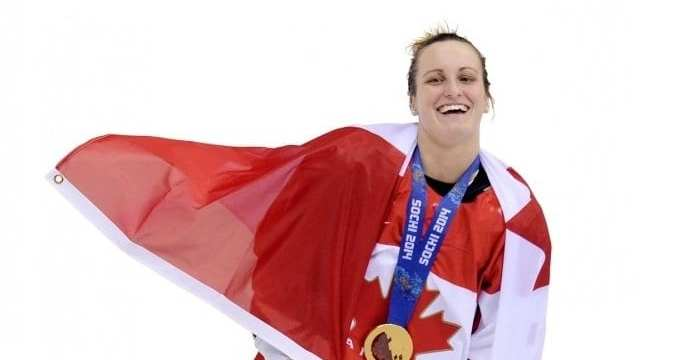 Marie-Philip Poulin | Olympic Champion