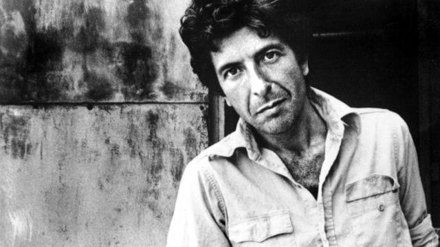 Leonard Cohen | Iconic Singer