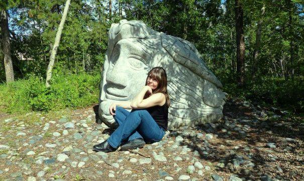 pj johnson   Yukon Poet Laureate