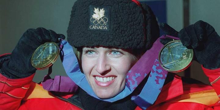 Myriam Bédard   Olympic Champion