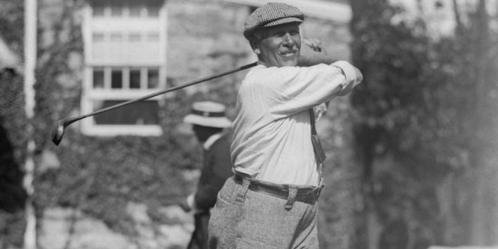 George Lyon   Golfer