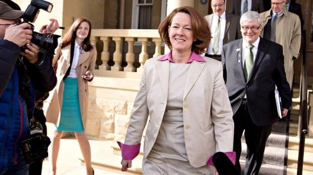 Alison Redford   Politician