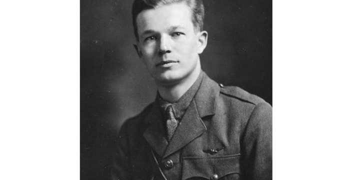 Arthur Roy Brown   Fighter Pilot