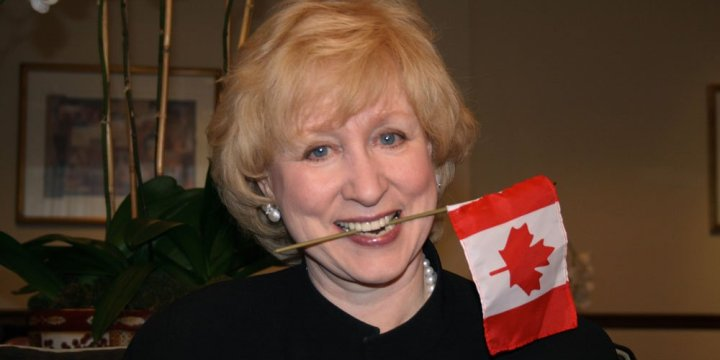 Kim Campbell | First and Only Female Prime Minister