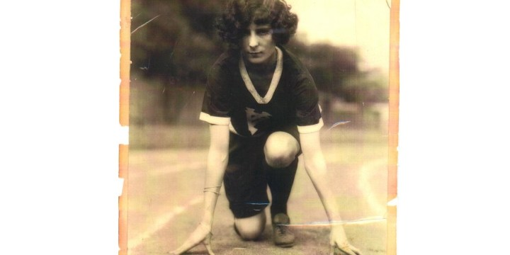Myrtle Cook | First Lady of Sports