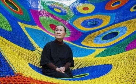 Toshiko MacAdam | Textile Artist