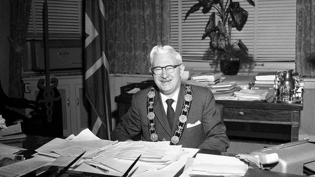 Nathan Phillips   Mayor of Toronto