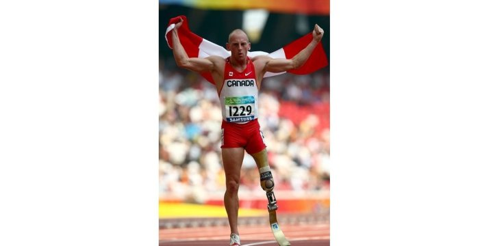 Earle Connor | Paralympic Champion