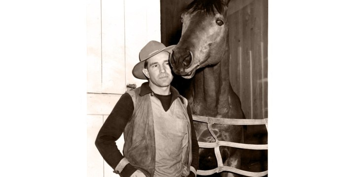 George Woolf   Jockey