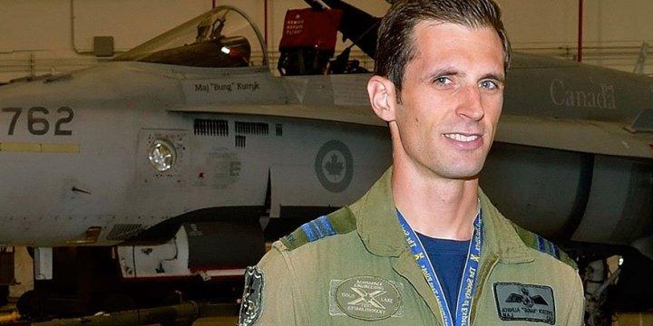 Joshua Kutryk   Astronaut