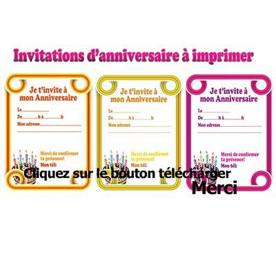 une invitation gratuite pour adultes