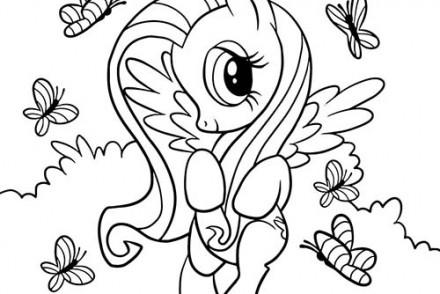 coloriage my little pony princesse celestia dessincoloriage