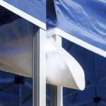 Interouge Gouttière 5m PVC 520g/m² Barnum Pliant – Unité