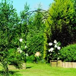 Gardman 07707 Arche pour Jardin
