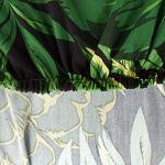 Leorate Housse de chaise en tissu extensible pour salle à manger, hôtel, Couleur-068, Lot de 6