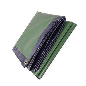 YAGEER Zhangpeng Tente Bâche Imperméable Lourde Épaisse Recouverte De Bâche De Protection Bâche De Protection Bâche De Protection en Plein Air – Vert, 500 G / M2 (Taille : 5x10m)