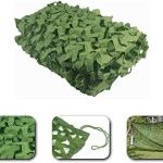 Renforcé Filet De Camouflage Grande Militaire Filet D'ombrage Extérieur Camping Voile d'ombrage Poids léger Durable pour la Chasse xtérieu Sable Camping décoration (Color : 3, Size : 2 * 4M)