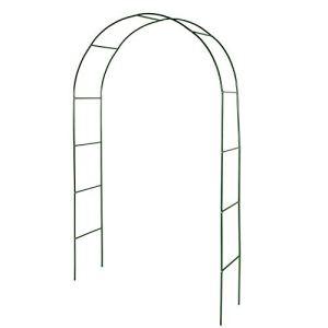 OSE Arche de Jardin pour Plantes grimpantes Vert 140 cm